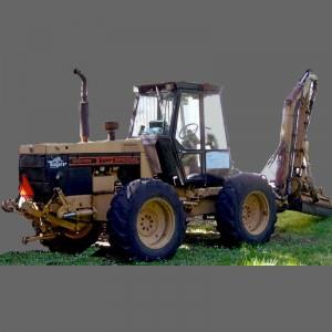 Used Tiger Tractor in Brandon Oregon