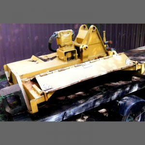 Used Tiger Rotary Flail Mower in Brandon Oregon