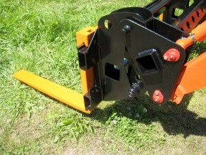 Fork Lift attachment manufactured by Ellis Fab and Design, LLC