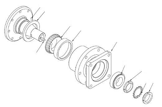 Rotary Components