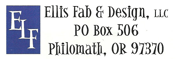 Ellis Fab and Design Logo Shop